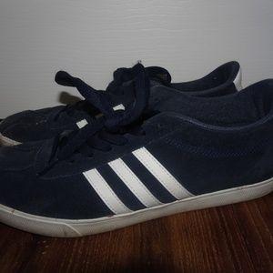 Adidas Dark Blue Gazelle Shoes Size 10
